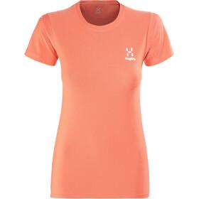 Haglöfs L.I.M Tech - T-shirt manches courtes Femme - orange